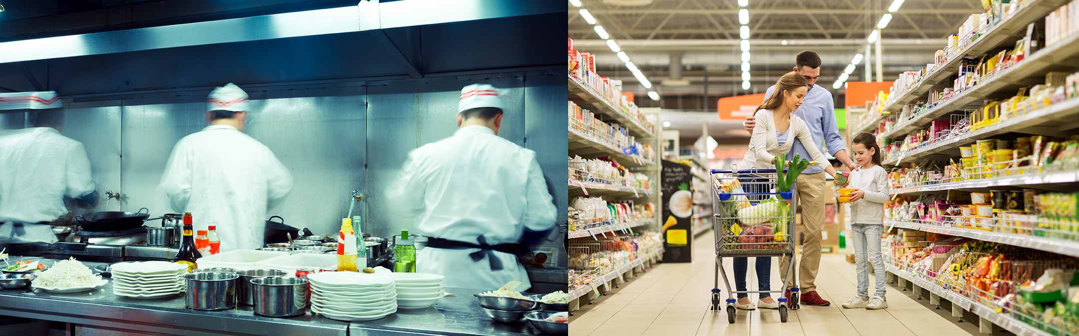 Native Harvest Food Service & Retail Products