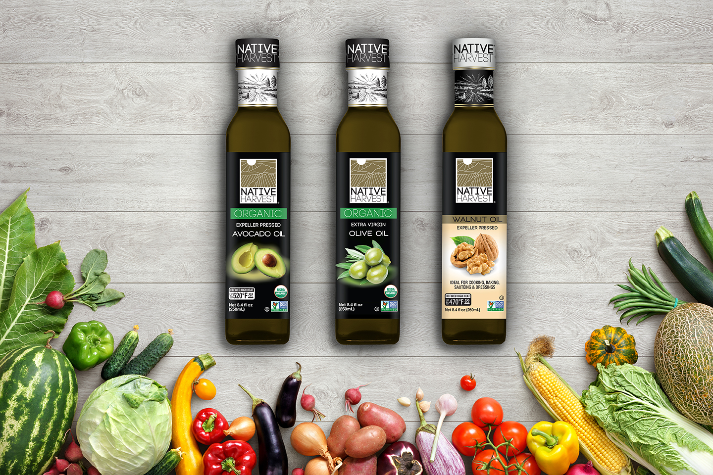Native Harvest is launching a 250mL product line!